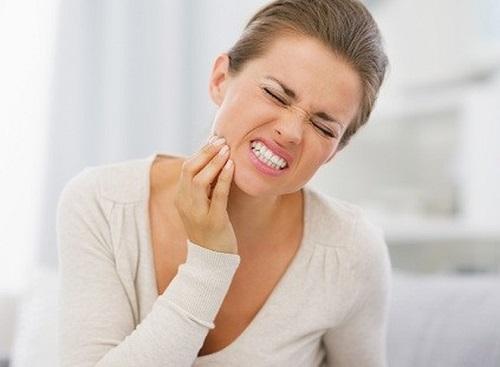 cách giảm đau răng cho trẻ em
