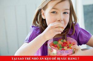 Đồ ngọt là kẻ thù lớn nhất của răng