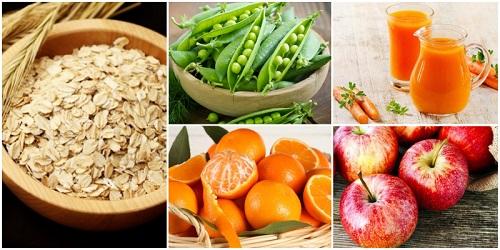 giảm cholesterol xấu