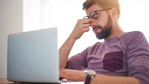 Stress khiến bị rối loạn tiêu hóa