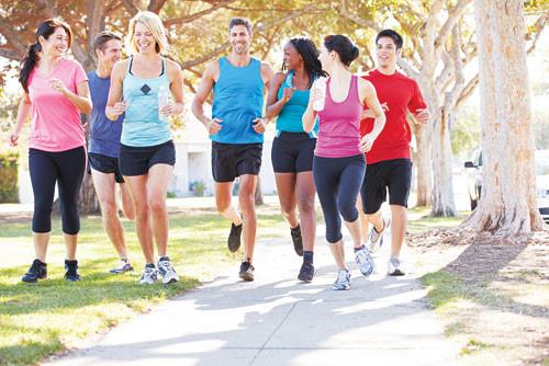 Vận động ngăn ngừa rối loạn tiêu hóa
