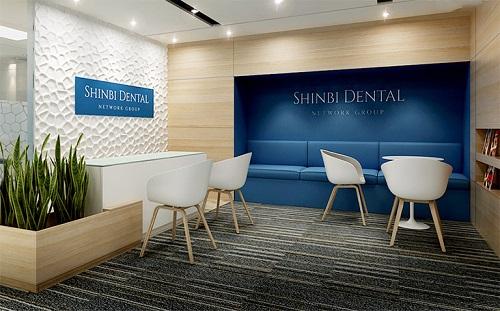 địa chỉ nha khoa shinbi
