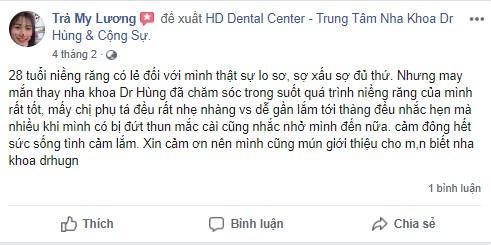 nha khoa dr hung review