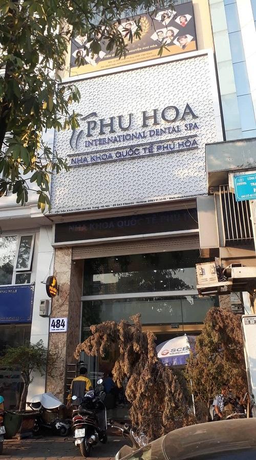 nha khoa Phú Hòa
